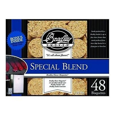 Smoker Bisquettes - Special Blend (48 Pack)