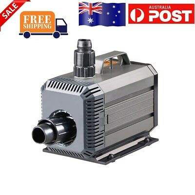 Sunsun 4500L/H Submersible Aquarium Fish Tank Pond Fountain Water Pump OZ AU