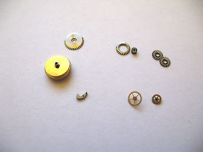Jaeger Le Coultre,jlc 845 Assorted New Old Stock Movement Parts