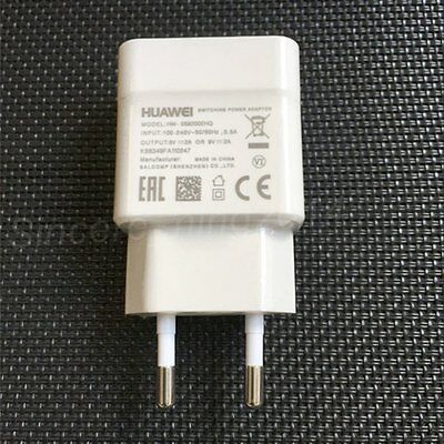 Original 9V 2A EU/US Adaptive Fast Wall Charger For Huawei P9 Plus HTC OnePlus