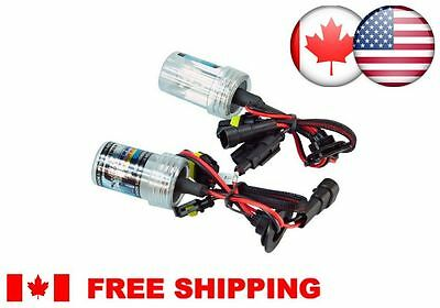 2X HID XENON HEADLIGHTS H11 6000k Replacement Bulbs for Kit 6K Cool White Lamps