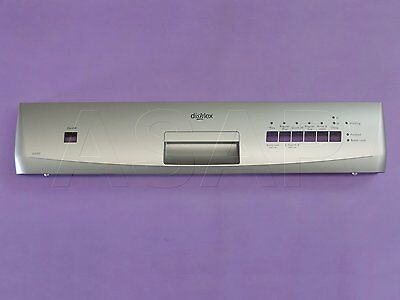 1560723-11/4:GENUINE Dishlex Global Control Panel DX203SK  SILVER (FREE XPRESS)