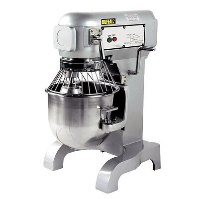 Benchtop Planetary Mixer 10Lt Heavy Duty 3 Speed Apuro Chef Restaurant Cafe