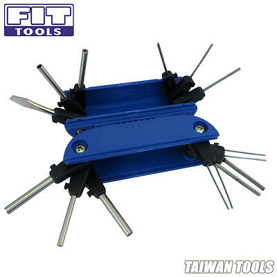 FIT TOOLS Universal Terminal Release Tool 18 pcs Kit for Vehicles / Computer
