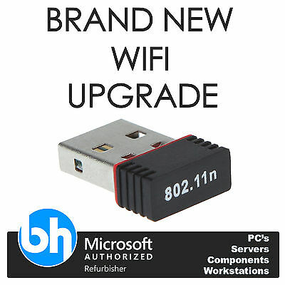 WiFi Upgrade for your Bargain*Hardware PC Purchase G/N