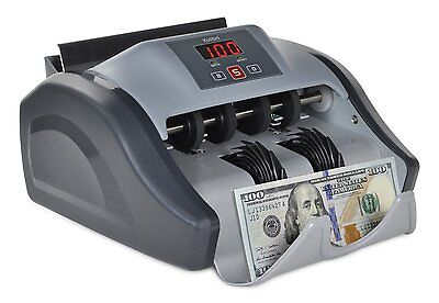 Money Cash Currency Counter Counting Machine Sorter Bill Bills Bank Dollar New