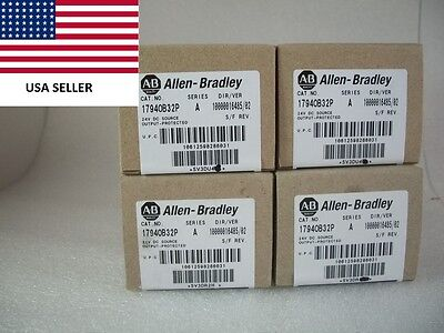*Ships Today* Allen Bradley 1794-OB32P Input Card New, **Sealed Ser A**