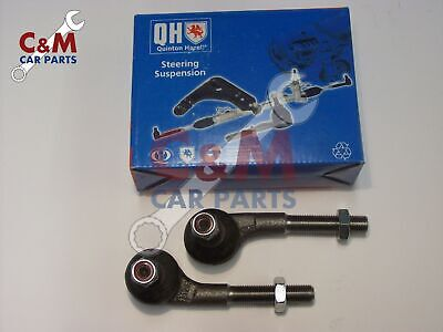 TRACK TIE ROD END PAIR for PEUGEOT 307-2001 to 2005