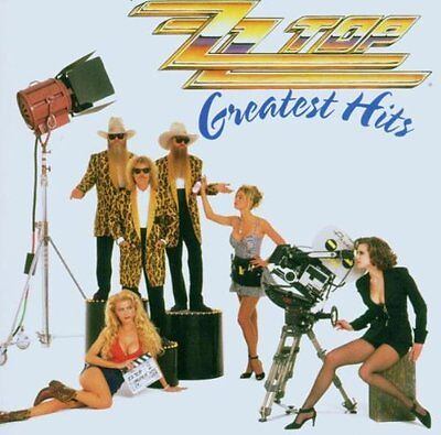 Zz Top Greatest Hits Cd (Very Best Of)