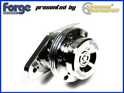 FORGE Blow Pop Off Ventil Nissan Juke 1,6l Turbo