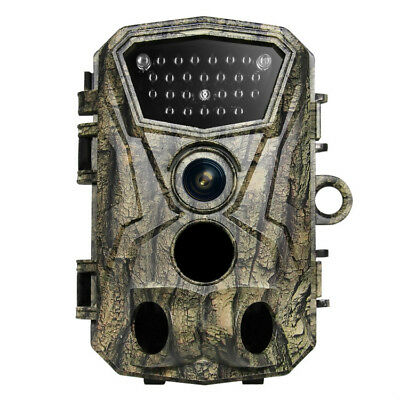 16MP 1080P Infrared Night Vision Motion Activated Hunting Camera Trail Camera