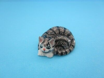 NEW LITTLE CRITTERZ FAIRY TALES ALICE'S ''CHESHIRE CAT FIGURINE'' *Mint*