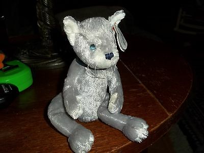 fairchild the mouse  TY ATTIC TREASURE   RETIRED NEW 8 INCHES