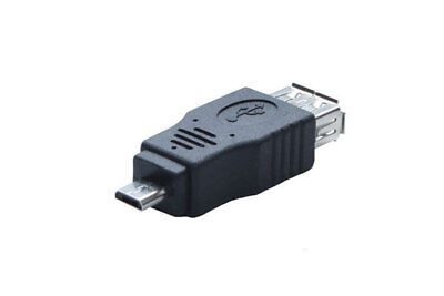 Adapter USB-OTG (On-the-go), Micro-B Stecker auf A-Buchse 2.0, Good Connections