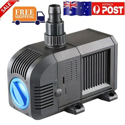 6000L/H high-lift Adjustable Submersible Water Pump for Aquariums ponds