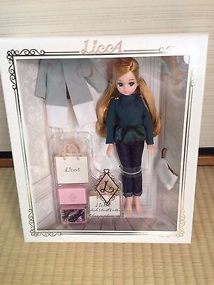 Takara Licca Olive peplum style Stylish Doll Collections NEW From Japan F/S