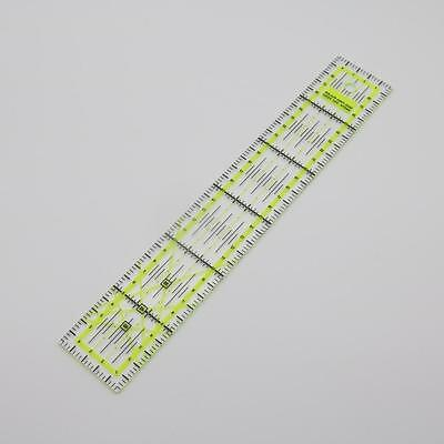 Quilting Sewing Patchwork Ruler Liner Thick Transparent Tailor Craft 30cm x5 cm