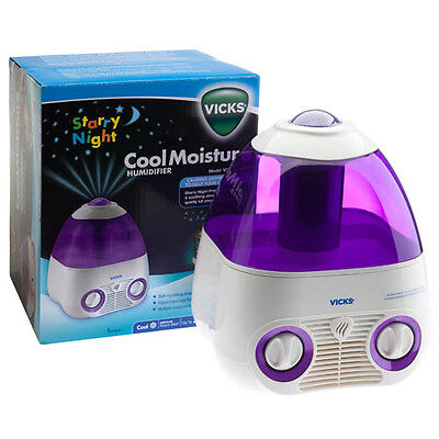 Vicks cool moisture starry night humidifier GENUINE! **Cheapest Price !! ***