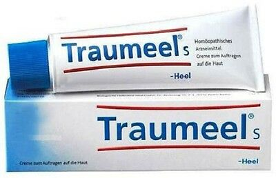 Traumeel S - 50g - Anti-Inflammatory Pain Relief Homeopathic Ointment USA SELLER