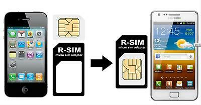 Nano Sim Karten For iPhone 4 5 5s 6 HTC SAMSUNG LG Adapter 4 in 1 Micro Nadel