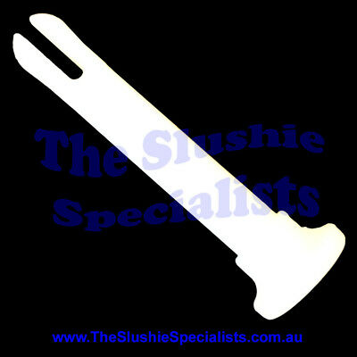 ASC White Tap Pin 8mm (Thick) / The Slushie Specialists