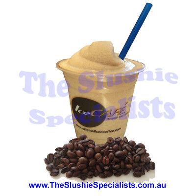 Iced Coffee Frappe / The Slushie Specialists