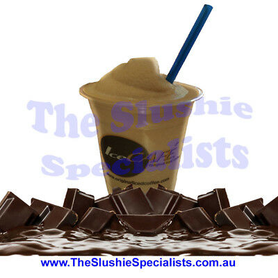 Iced Chocolate Frappe / The Slushie Specialists