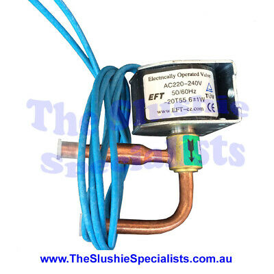 Easycool Solenoid Valve with Electro Coil / The Slushie Specialists