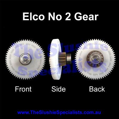 Elco No 2 Plastic Gear / The Slushie Specialists