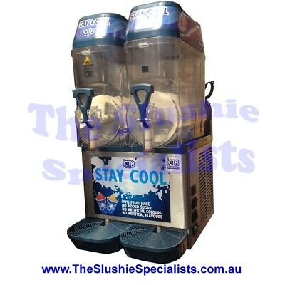 Reconditioned GBG Twin Bowl Slushie Machine / The Slushie Specialists