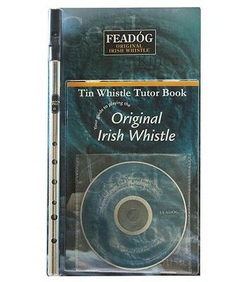 "Feadog Irish Whistle - Triple Pack (Pro ""D"")"