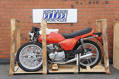 Benelli Guzzi 254 304 Brand new in the create NOS, unregistered very rare!!