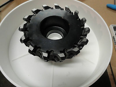 """SECO  Indexable Face Mill R220.43-05.00-07-15T Arbor 1.5""""  OFEN070405TN-DT t150M"""