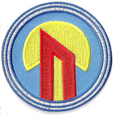 "Space:1999 Medical Logo  3"" Wide Uniform Patch- FREE S&H  (SPPA-1913)"