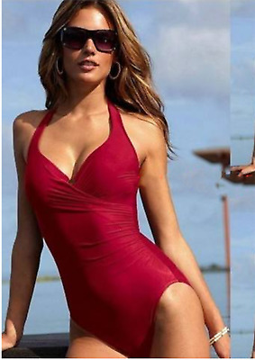 Women's hot Bikini Set Push-up Padded Bra one piece Swimsuit Bathing Swimwear