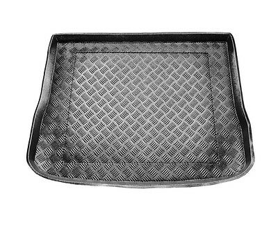 TAILORED PVC BOOT LINER MAT TRAY Vw Tiguan 2007-2014 5-seats, dewith a regular s