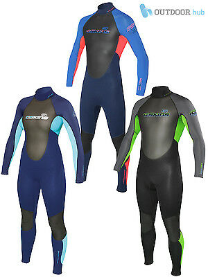 C-Skins Junior Element Wetsuit 3/2mm Childs Full Length Kids Boys Girls Steamer