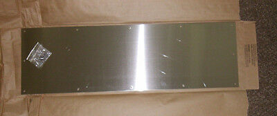 """New Hager Kick Plate Door Protection 10"""" x 32"""" Satin Stainless Finish 194S US32D"""
