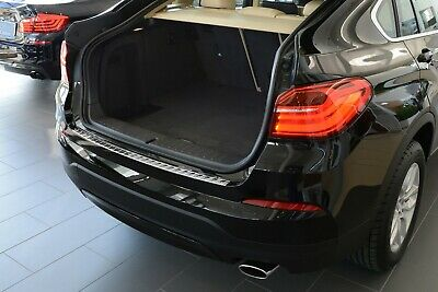 Stainless Steel Boot Edge Protector Suitable for BMW x 4 F26 Built 2014