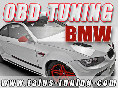 CHIPTUNING BMW 525d E39 163 PS - OBD-Tuning Do-it-Yourself inkl. Flasher