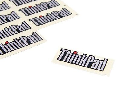 Genuine Original Lenovo ThinkPad Laptop Notebook Computer Sticker Badge Label PC