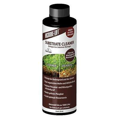 Microbe-Lift Substrate Cleaner - Substrat-Reiniger - Bodengrundreinigung -236 ml • EUR 16,99