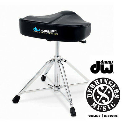 DW 9000 Series 9120AL Airlift Saddle/Tractor Top Throne