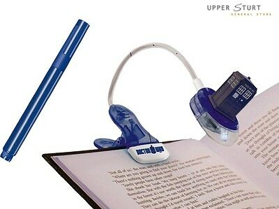 Doctor Who TARDIS Booklight with Magic UV Pen