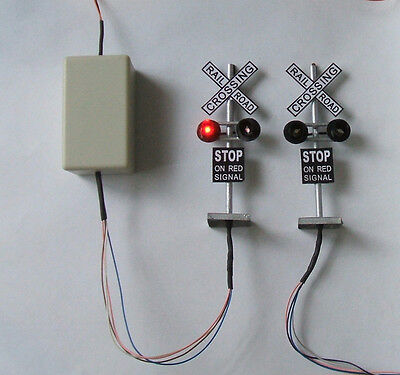 Z28, 2 model signals, crossing signal,12V,