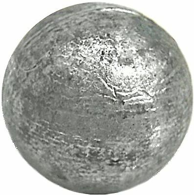 ZINC Metal Element Sphere 1lb 99.99%