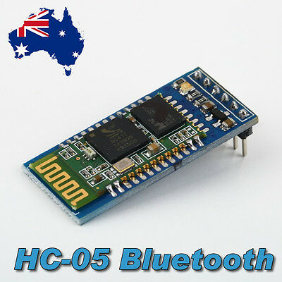 Wireless Bluetooth RF Transceiver Module serial RS232 TTL HC-05 for arduino AVR