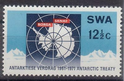 Swa South West Africa 1971 Antarctica Contract Mnh M4619