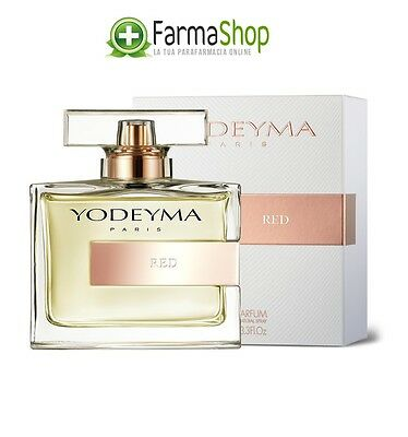 Yodeyma Red Eau de Parfum 100ml (HYPNOTIC) Profumo Donna