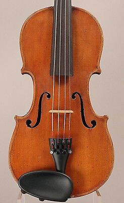Old, Antique, Vintage Violin Lab. Copy of Antonius Stradivarius Germany 1/2 Size